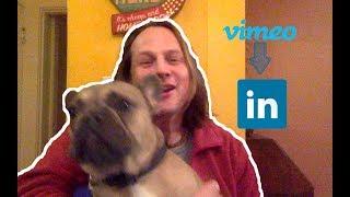 Vimeo automatically publishing to LinkedIn?