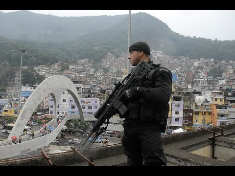 Urban Warfare in Rio: Securing the 'Marvelous City' from the Gangs