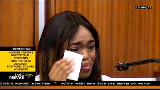 Cheryl Zondi concludes testimony in the Omotoso trial