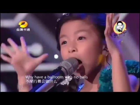 ▶  Celine Tam Sings Frozen - For The First Time Forever