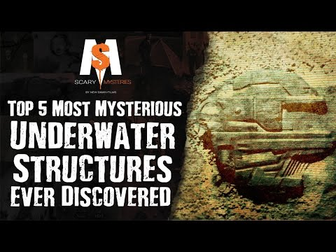 Top 5 Most Mysterious UNDERWATER STRUCTURES Ever Discovered
