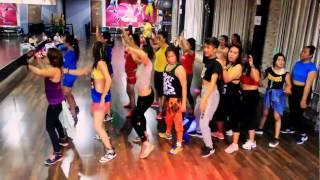"Zumba ""Turun Naik Oles Trus By Blasta Rap Family Ft Fresh Boy -Choreo By Chenci At BFS Studio"
