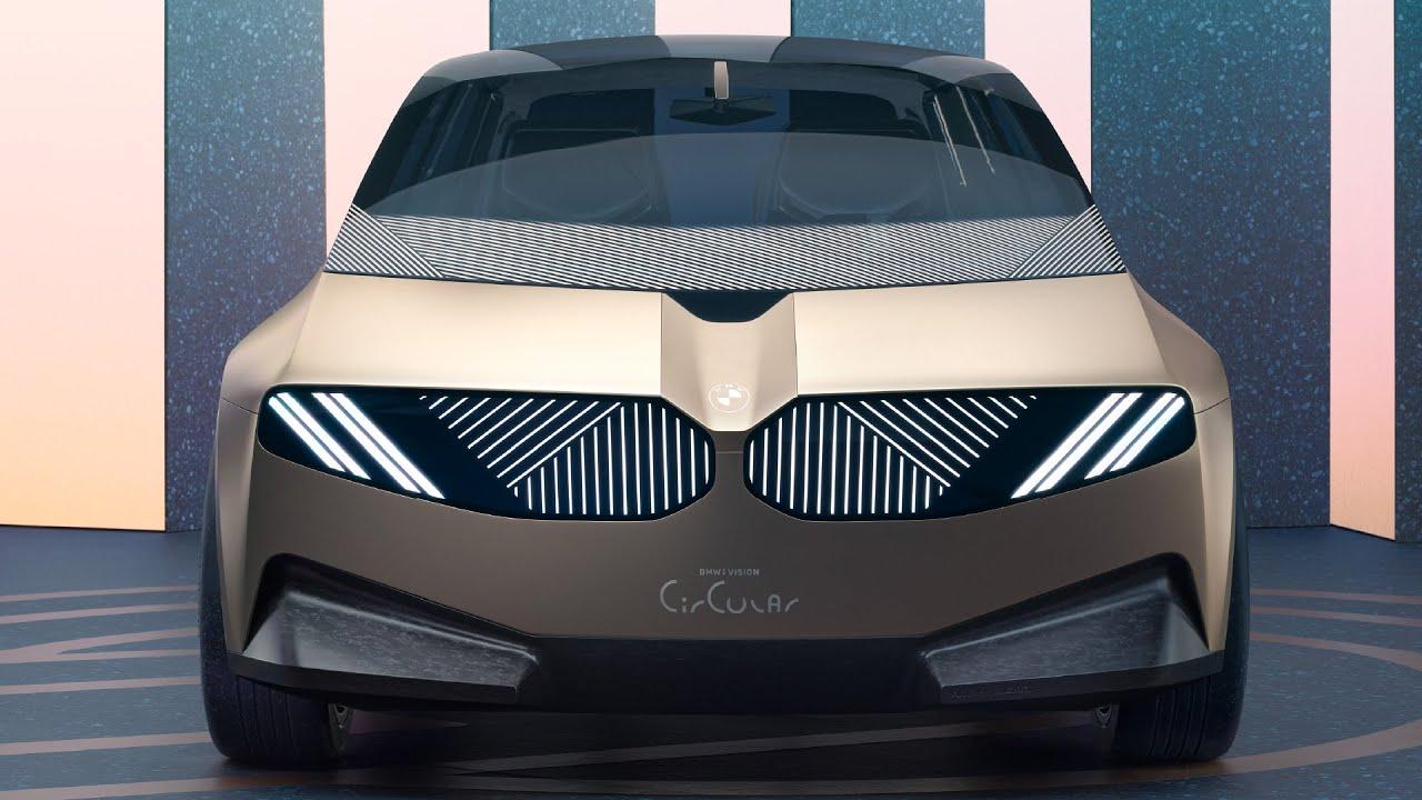 프레스비디오   BMW의 기괴한 미래...i 비전 서큘러