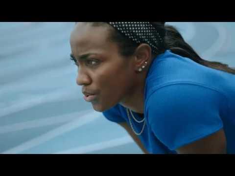 English Gardner Nike Rio Olympics Hype Real