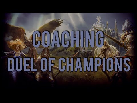 Coaching of Champions Ep1 - Introduction Générale (Duel of Champions)
