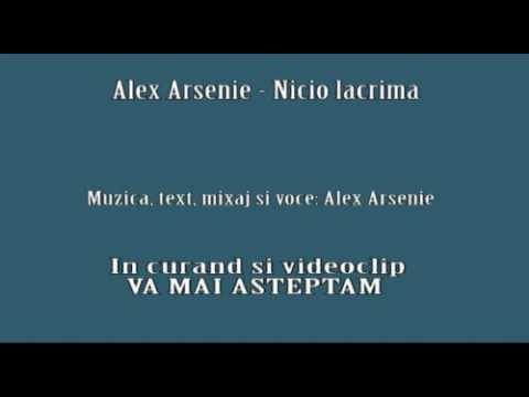 Alex Arsenie Nicio lacrima