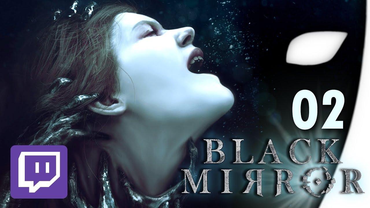 BLACK MIRROR #02 - Hausverwirrung - (Deutsch/Livestream)