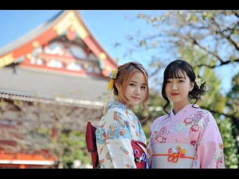EXPLORING ASAKUSA Ft. Kimdao & OkanoTv