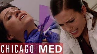 Dr. Manning Performs A Drastic Procedure | Chicago Med