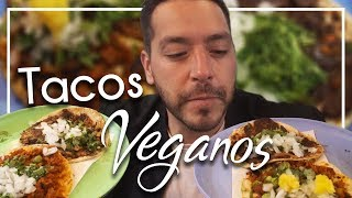 VEGAN tacos that actually TASTES LIKE MEAT!