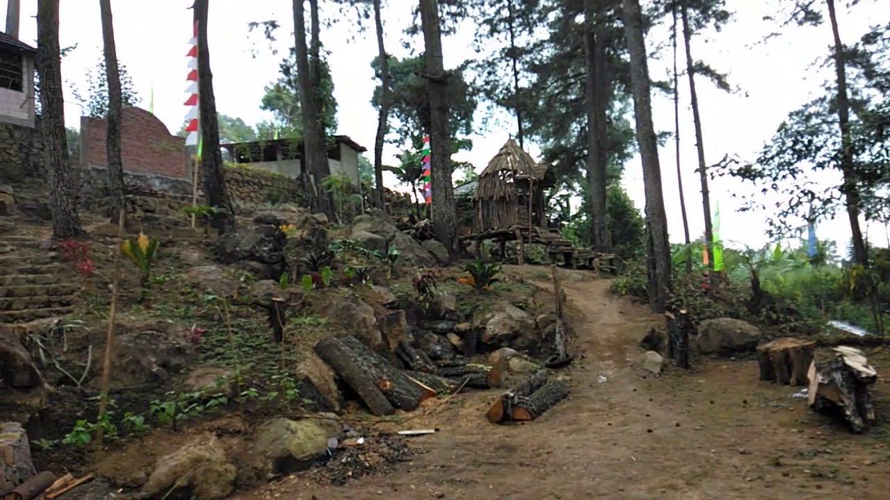 Tawangmangu Tambah Objek Wisata Baru Namanya Watu Sewu