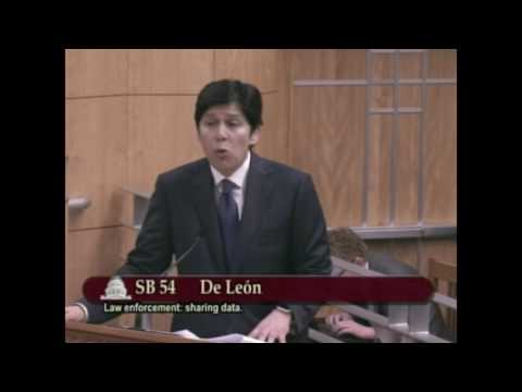 California State Senate Leader  'Half My Family' Here Illegally