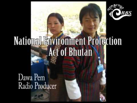 National Environment Protection Act of Bhutan