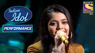 Anushka के Rocking Performance से हुई Neha खुश | Indian Idol Season 12