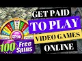 10 SITES THAT WILL PAY YOU MONEY TO PLAY GAMES FOR FREE ...