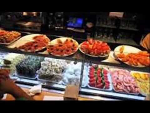 Barcelona Tapas bar Liverpool Street