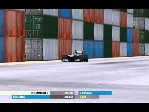 Miami - Mercedes F1 W03