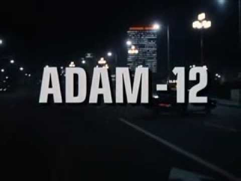 Adam-12 Season 6 TV Intro (1973)