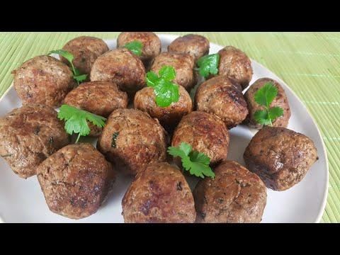 boulettes-de-viande-hachée-de-bœuf-et-porc-en-toute-simplicité