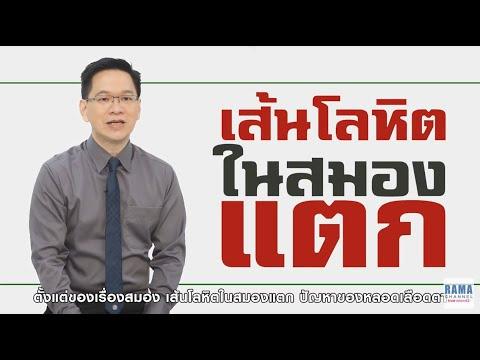 โรคความดันโลหิตสูง : รายการ Three Minutes Talk Ep.11