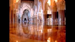 Великая мечеть Хассана II Касабланка. Марокко.