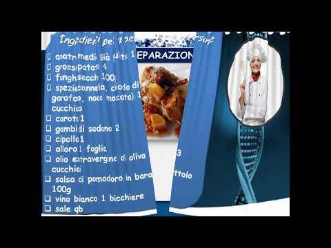 Ricetta ~ Anatra in Umido