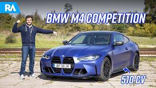 Novo BMW M4 Competition (510 cv). O último da espécie?