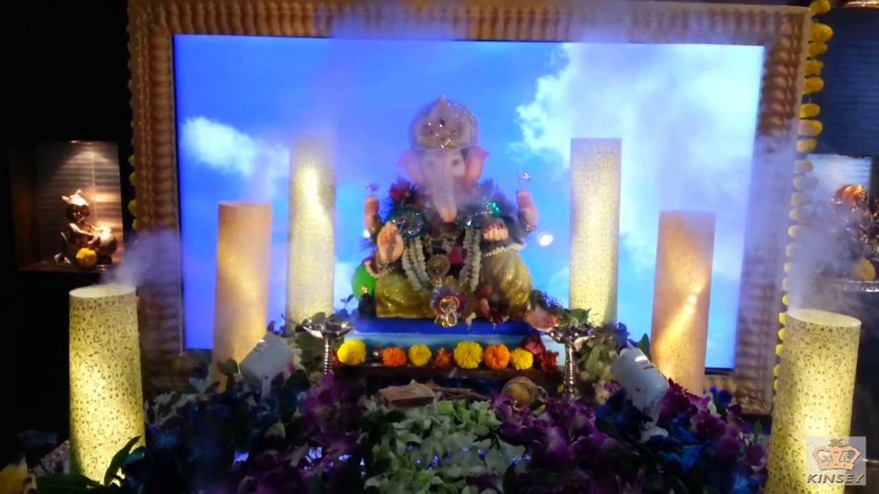 Ganpati Bappa Morya 2013 Youtube