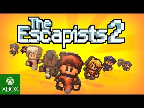The Escapists 2 - Welcome to Center Perks
