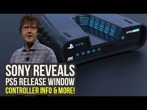 Ps5 release date