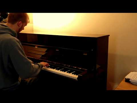 Radiohead - Exit Music (For A Film) [piano Cover]