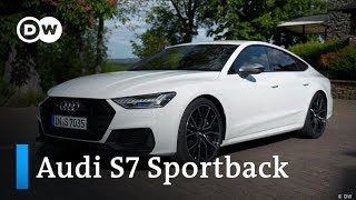 Un-konventionell: Audi S7 Sportback | Motor mobil
