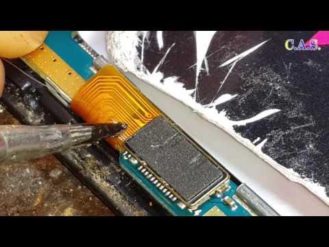 Micromax D200 BOLT белый экран, нет изображения, восстанавливаем шлейф