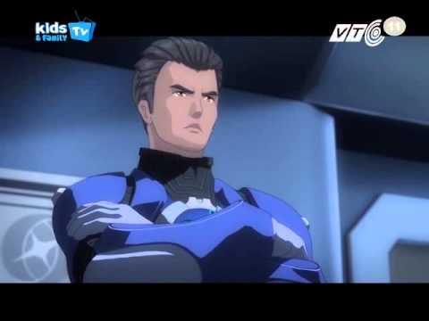 Chiến binh vũ trụ tập 12   Kids And Family TV