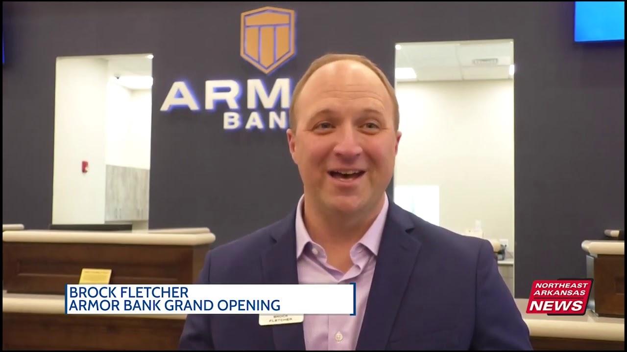 Armor Bank officially opens Jonesboro location