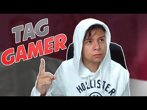 Tag GAMER: 7 Perguntas Sobre Minha VIDA nos GAMES!