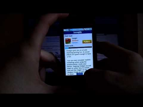 Samsung Apps w Samsung Wave 533. samsungbada.pl