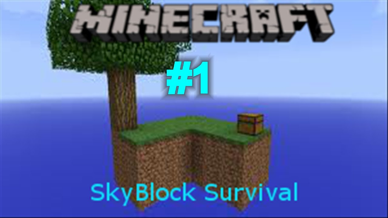 Let S Play Minecraft Skyblock Folge 1 German Hd Youtube