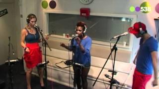 Radio 538: Adlicious (X Factor) bij Ruud de Wild