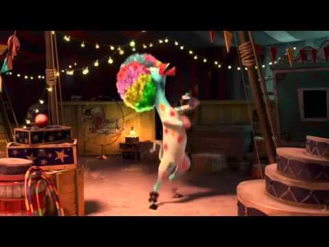 Madagascar 3 - Marty's Circus Song!