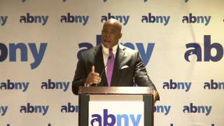 Eric Adams, Brooklyn Borough President | CUNY TV Presents ABNY