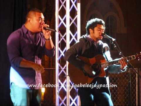 Gabe Bondoc & Leejay Abucayan - Medley Part 1 - Mabuhay Festival 10-10-09