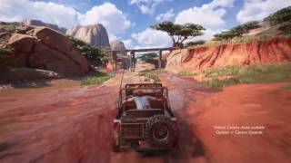Uncharted 4 - Driving through Madagascar