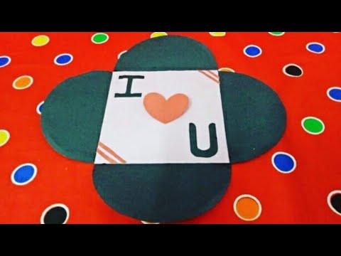 DIY Gift Idea: Circle Envelope Card / Circular Flap Envelope
