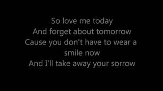 Flower Child - Lee Dewyze (Lyrics)