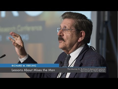"""Lessons About Mises the Man from His Moscow """"Lost Papers"""" 