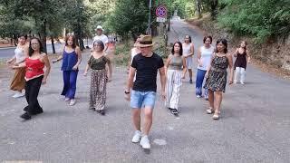 Night Fever BeeGees Line Dance - mp3 مزماركو تحميل اغانى