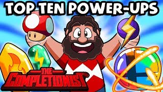 Top 10 Power-Ups and Upgrades | The Completionist