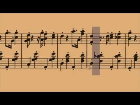 Chit Chi Rit Chit - arranged for Piano Solo