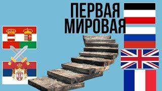 5 шагов к Первой мировой войне
